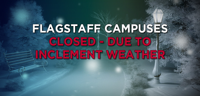 CCC FLAGSTAFF CAMPUSES CLOSED