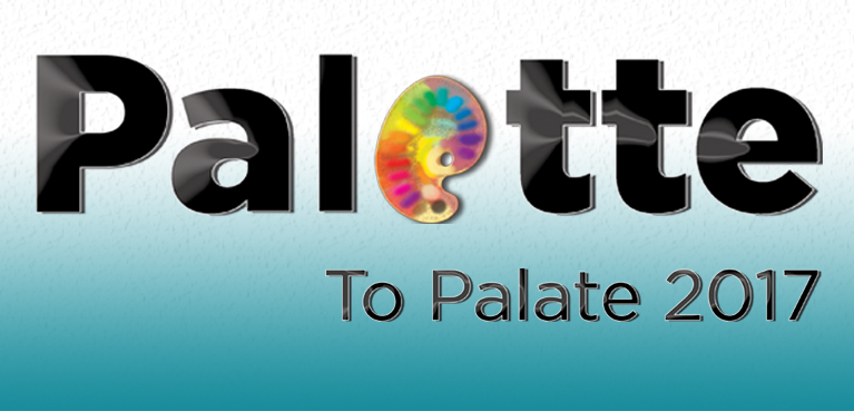 Palette to Palate 2017