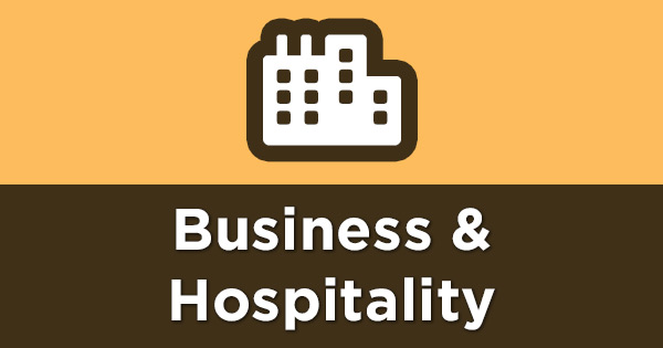 Business and Hospitality Logo