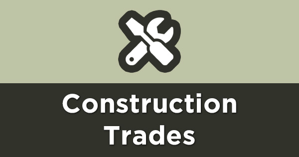 Construction Trades Logo