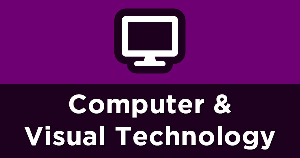 Computer and Visual Technology Logo