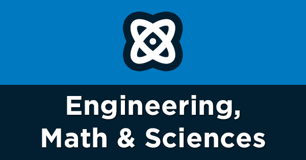 Engineering, Math and Sciences Logo