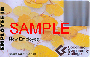 CCC Employee ID Card
