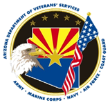 Arizona Department of Veteran Services Logo