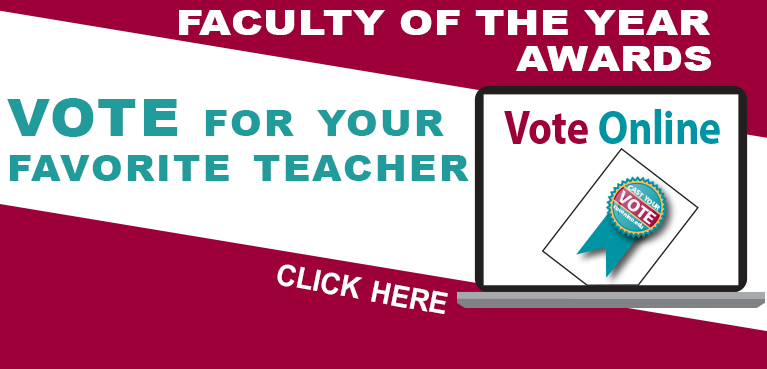 Faculty of the Year
