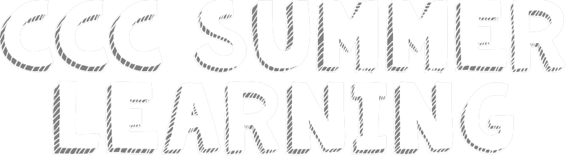 CCC Summer Learning Logo